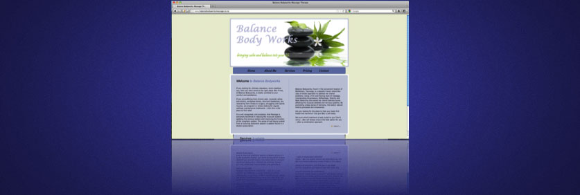 Feature Site - Balance Body Works