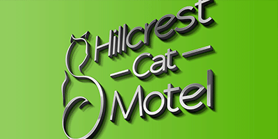 Logo Design for Hillcrest Cat Motel